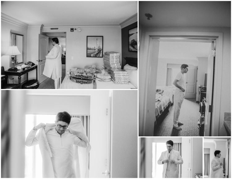 GET READY groom